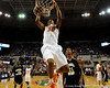 photo by Casey Brooke Lawson<br /> <br /> Florida freshman forward/center Kenny Kadji scores for the Gators in their game against Georgia Southern. The Gators beat the Eagles 88 to 81 at the O'Connell Center in Gainesville, Fla. on December 22, 2008.