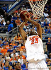 UF forward Alex Tyus scores during the first half of the Florida Gators' game against the Miami Hurricanes on Friday, March 20, 2009 in Gainesville, Fla. / Gator Country photo by Casey Brooke Lawson