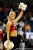 An Alabama dancer preforms during the Alabama Crimson Tide 82-75 victory over the Vanderbilt Commodores on Thursday, March 12, 2009 in the St. Pete Times Forum. / Gator Country photo by Casey Brooke Lawson