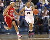 photo by Tim Casey<br /> <br /> Florida freshman guard Trumae Lucas brings the ball upcourt during the Gators' 61-45 win against the Georgia Bulldogs on Sunday, January 18, 2009 at the Stephen C. O'Connell Center in Gainesville, Fla.