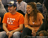 photo by Tim Casey<br /> <br /> Florida fans watch during the Gators' 61-45 win against the Georgia Bulldogs on Sunday, January 18, 2009 at the Stephen C. O'Connell Center in Gainesville, Fla.