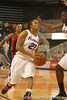 photo by Tim Casey<br /> <br /> Florida freshman guard Trumae Lucas drives to the basket during the Gators' 75-54 win against the Mississippi Rebels on Sunday, January 25, 2009 at the Stephen C. O'Connell Center in Gainesville, Fla.