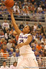 photo by Tim Casey<br /> <br /> Florida freshman guard Trumae Lucas puts up a shot during the Gators' 75-54 win against the Mississippi Rebels on Sunday, January 25, 2009 at the Stephen C. O'Connell Center in Gainesville, Fla.