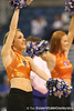 photo by Tim Casey<br /> <br /> The Dazzlers perform during the second half of the Gators' 74-59 win against the Kentucky Wildcats on Thursday, January 29, 2009 at the Stephen C. O'Connell Center in Gainesville, Fla.