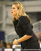photo by Tim Casey<br /> <br /> Florida head coach Amanda Butler calls out to her team during the second half of the Gators' 74-59 win against the Kentucky Wildcats on Thursday, January 29, 2009 at the Stephen C. O'Connell Center in Gainesville, Fla.