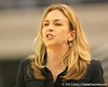 photo by Tim Casey<br /> <br /> Florida head coach Amanda Butler calls out to a player during the second half of the Gators' 74-59 win against the Kentucky Wildcats on Thursday, January 29, 2009 at the Stephen C. O'Connell Center in Gainesville, Fla.