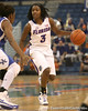 photo by Tim Casey<br /> <br /> Florida senior guard Sha Brooks dribbles around the arc during the second half of the Gators' 74-59 win against the Kentucky Wildcats on Thursday, January 29, 2009 at the Stephen C. O'Connell Center in Gainesville, Fla.