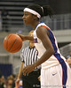 photo by Tim Casey<br /> <br /> Florida senior guard Sha Brooks dribbles along the sideline during the second half of the Gators' 74-59 win against the Kentucky Wildcats on Thursday, January 29, 2009 at the Stephen C. O'Connell Center in Gainesville, Fla.