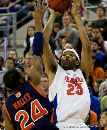 Photo Gallery: UF Men's Basketball v. Auburn, 2/18/10