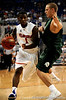 The University of Florida Gators defeated the Stetson Hatters 74-46 in the Stephen C. O'Connell Center in Gainesville, Fla. on Sunday, November 15, 2009. / Gator Country photo by Casey Brooke Lawson