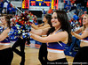 University of Florida Dazzlers perform during the Gators 64-76 loss to the Musketeers in Gainesville, Fla., on Saturday, February 13, 2010. / Gator Country photo by Casey Brooke Lawson