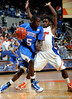 The University of Florida Gators defeat the Presbyterian Blue Hose 79-38 in the Stephen C. O'Connell Center in Gainesville, Fla. on Wednesday, December 30, 2009. / Gator Country photo by Casey Brooke Lawson