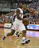Florida freshman guard Kenny Boynton leads a fast break during the Gators' 69-49 win against Georgia Southern on Wednesday, November 18, 2009 at the Stephen C. O'Connell Center in Gainesville, Fla. / photo by Tim Casey