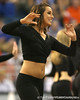 The Dazzlers perform during the Gators' 69-49 win against Georgia Southern on Wednesday, November 18, 2009 at the Stephen C. O'Connell Center in Gainesville, Fla. / photo by Tim Casey