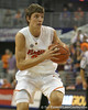Florida junior forward Chandler Parsons drives to the basket during the Gators' 69-49 win against Georgia Southern on Wednesday, November 18, 2009 at the Stephen C. O'Connell Center in Gainesville, Fla. / photo by Tim Casey