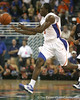 Florida sophomore guard/forward Ray Shipman passes the ball during the Gators' 69-49 win against Georgia Southern on Wednesday, November 18, 2009 at the Stephen C. O'Connell Center in Gainesville, Fla. / photo by Tim Casey