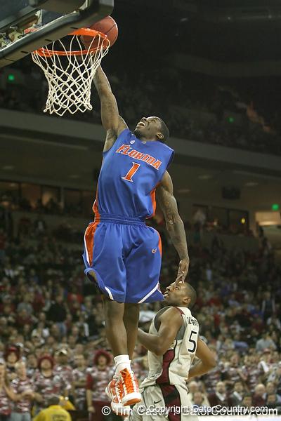 Photo Gallery: UF Men's Basketball at South Carolina, 2/10/10