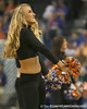 The Dazzlers perform during the Gators' 95-46 exhibition game win against the St. Leo Lions on Monday, November 2, 2009 at the Stephen C. O'Connell Center in Gainesville, Fla. / Gator Country photo by Tim Casey