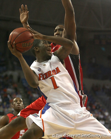 Photo Gallery: UF Men's Basketball vs. Georgia, 1/27/10
