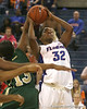Florida freshman forward Jennifer George shoots a layup during the Gators' 75-39 win against the UAB Blazers on Tuesday, November 24, 2009 at the Stephen C. O'Connell Center in Gainesville, Fla. / photo by Tim Casey