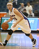 Florida redshirt-senior guard Susan Yenser looks to pass during the Gators' 75-39 win against the UAB Blazers on Tuesday, November 24, 2009 at the Stephen C. O'Connell Center in Gainesville, Fla. / photo by Tim Casey