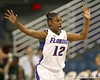 Florida freshman guard Tessah Holt presses on defense during the Gators' 75-39 win against the UAB Blazers on Tuesday, November 24, 2009 at the Stephen C. O'Connell Center in Gainesville, Fla. / photo by Tim Casey