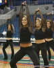 The Dazzlers perform during halftime of the Gators' 75-39 win against the UAB Blazers on Tuesday, November 24, 2009 at the Stephen C. O'Connell Center in Gainesville, Fla. / photo by Tim Casey