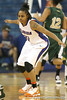 Florida sophomore guard Trumae Lucas presses on defense during the Gators' 75-39 win against the UAB Blazers on Tuesday, November 24, 2009 at the Stephen C. O'Connell Center in Gainesville, Fla. / photo by Tim Casey