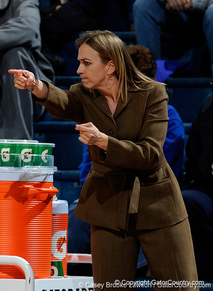 The University of Florida Gators were defeated by the High Point Panthers 75-68 in the Steven C. O'Connell Center in Gainesville, Fla. on Monday, December 21, 2009. / Gator Country photo by Casey Brooke Lawson