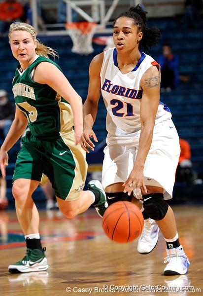 Photo Gallery: UF Women's Basketball vs Jacksonville, 12/30/09