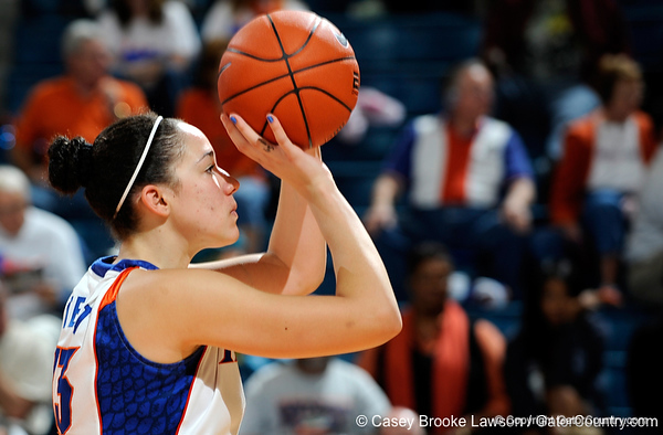 The University of Florida Gators defeat the Jacksonville Dolphins 80-54 in the Stephen C. O'Connell Center in Gainesville, Fla. on Wednesday, December 30, 2009. / Gator Country photo by Casey Brooke Lawson