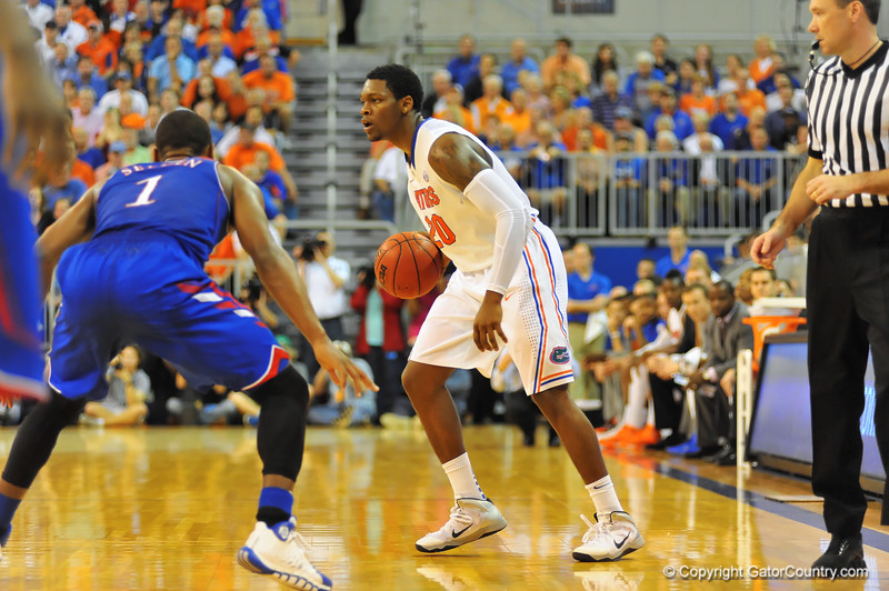 Florida Gators vs Kansas Jayhawks Mens Basketball