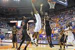 Florida Gators vs Florida State Seminoles.  Gainesville, FL.  November 29, 2013.
