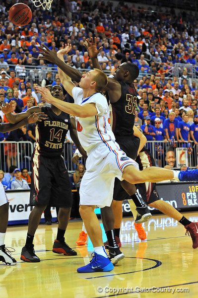 Florida Gators vs Florida State Seminoles Mens Basketball