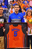 Gator seniors shine as they roll over Kentucky 84-65 on senior day.