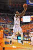 Florida forward Casey Prather soars through the air toward the basket in the second half.  Florida Gators vs Tennessee Volunteers.  January 25, 2013.  Gator Country photo by David Bowie.
