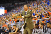 The Florida Gators take on the Texas A&M Aggies in a home SEC mens basketball game.