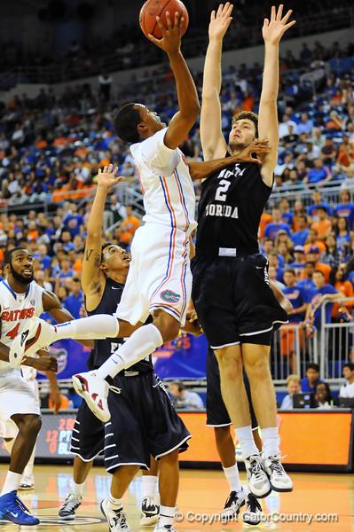 Florida Gators vs North Florida Ospreys Mens Basketball