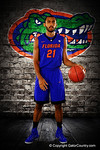 Florida Gators guard center Jon Horford poses during Florida Gators basketball media day.  Florida Gators Basketball Media Day.  October 15th, 2014. Gator Country photo by David Bowie.