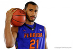 Florida Gators center Jon Horford poses during Florida Gators basketball media day.  Florida Gators Basketball Media Day.  October 15th, 2014. Gator Country photo by David Bowie.