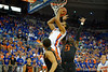 The Miami hurricanes shoot their way to a 69-67 victory over the Florida Gators.