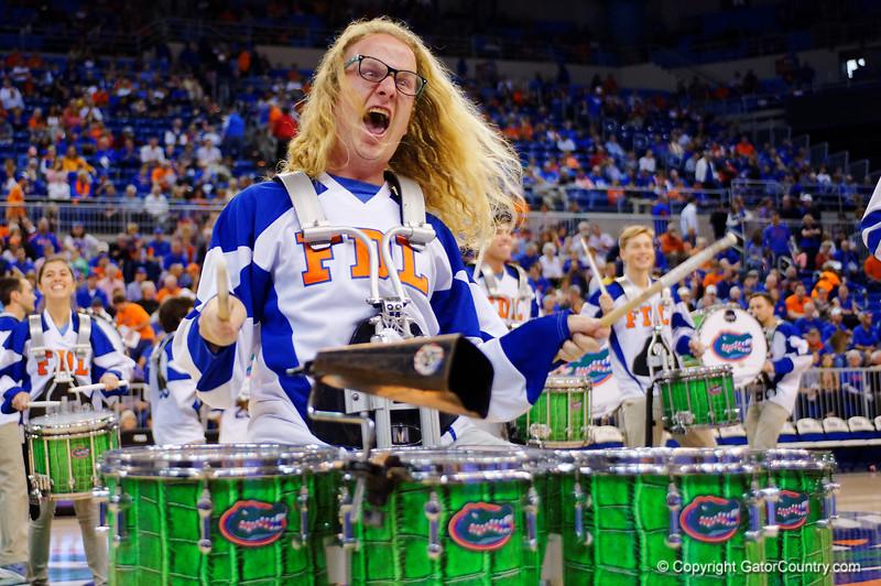 Florida Gators Basketball LSU Tigers 2015-2016 Gators