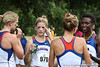 Florida runners during the Mountain Dew Invitational on Saturday, September 24th, 2011 at the Mark Bostick Golf Course in Gainesville, Fla. / Gator Country photo by Rob Foldy
