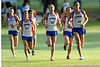 photo by Casey Brooke Lawson<br /> <br /> University of Florida Cross Country Men (8K) and Women (5K) win the Mountain Dew Invitational for fourth straight year on Saturday, September 20, 2008 at the University Golf Course in Gainesville, Fla.<br /> <br /> 080920_HensleyMattIzewskiJosh_2038_CBLawson