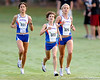 photo by Casey Brooke Lawson<br /> <br /> University of Florida Cross Country Men (8K) and Women (5K) win the Mountain Dew Invitational for fourth straight year on Saturday, September 20, 2008 at the University Golf Course in Gainesville, Fla.<br /> <br /> 080920_PetrickSaraCrabbAliLaCazeGenevieve__CBLawson