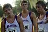 photo by Casey Brooke Lawson<br /> <br /> University of Florida Cross Country Men (8K) and Women (5K) win the Mountain Dew Invitational for fourth straight year on Saturday, September 20, 2008 at the University Golf Course in Gainesville, Fla.<br /> <br /> 080920_WillsAlexUthmeierJamesIzewskiJosh_6305_CBLawson