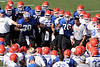 Photo by Tim Casey <br /> <br /> ...during the University of Florida football team's third day of summer practice on Tuesday, August 8, 2006 in Gainesville, Fla.