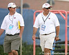 070_080804_BucsScouts_2398_TCasey<br /> <br /> photo by Tim Casey<br /> <br /> during the Florida Gators' first day of fall football practice on Monday, August 4, 2008 at the Sanders football practice fields in Gainesville, Fla.