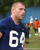 130_080804_NewellKyle_2582_TCasey<br /> <br /> photo by Tim Casey<br /> <br /> during the Florida Gators' first day of fall football practice on Monday, August 4, 2008 at the Sanders football practice fields in Gainesville, Fla.