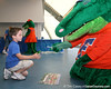 080817_Albert_5296_TCasey<br /> <br /> photo by Tim Casey<br /> <br /> during the University of Florida football team's Alltel Football Fan Day on Sunday, August 17, 2008 at the Stephen C. O'Connell Center in Gainesville, Fla.